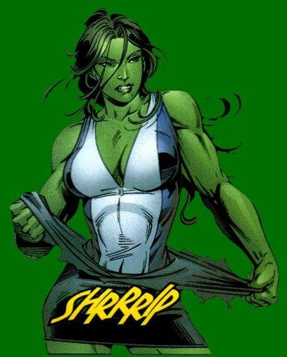 Pin by Ricardo Jellmayer on Comic Art - She Hulk | Pinterest