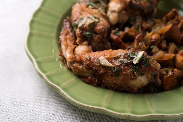 fried frog legs recipe | recipes | Pinterest