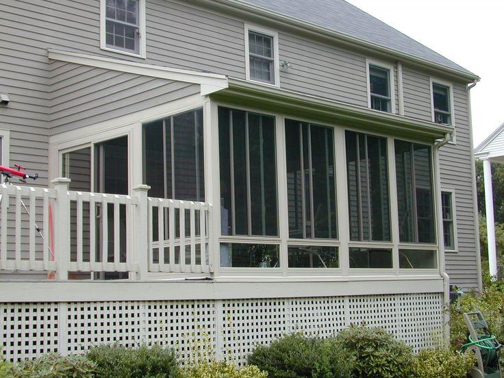 Four Season Deck Enclosure Four Season Porch Deck Patio
