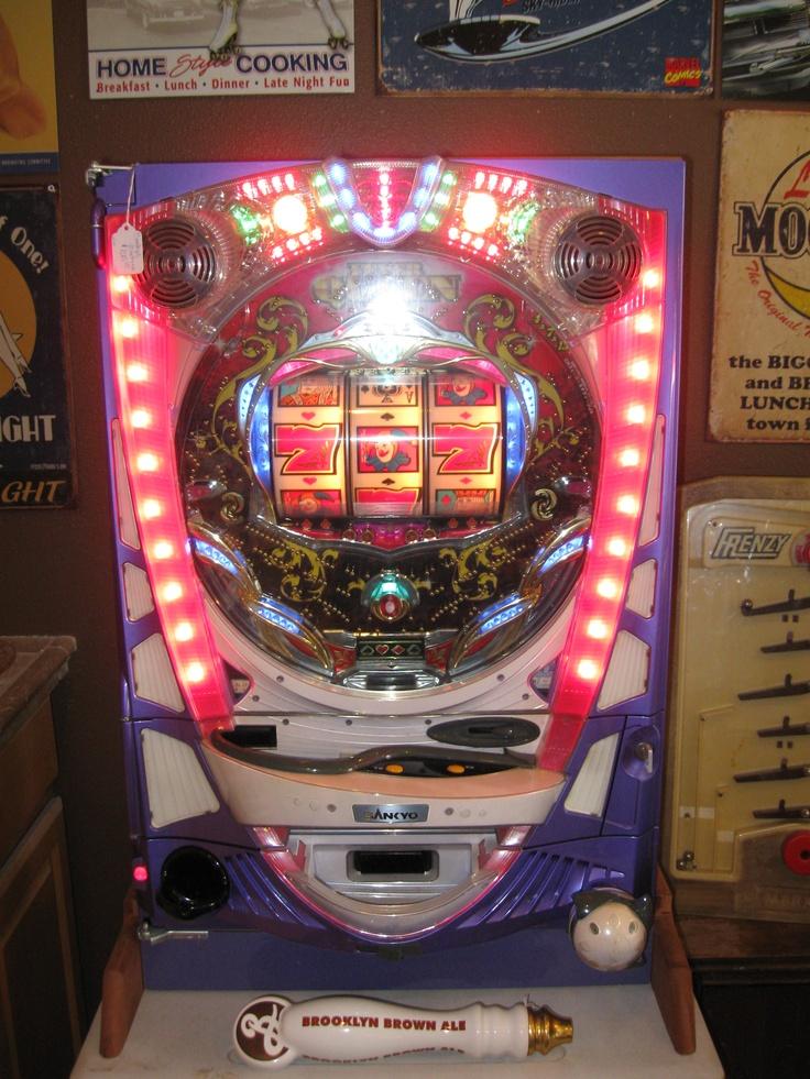 japanese pachinko machine