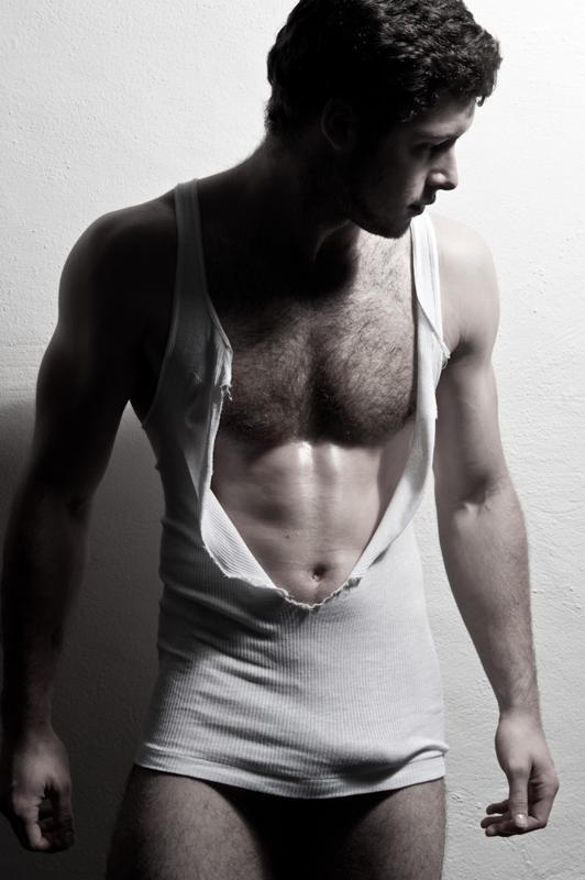 El Album Gay de Pakito: MODELO: A.J.
