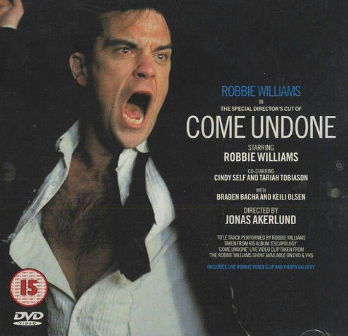 Robbie Williams - No Regrets / Antmusic