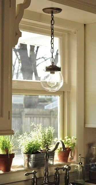 Cute Light For Above Sink Ideas For The Lake House Pinterest