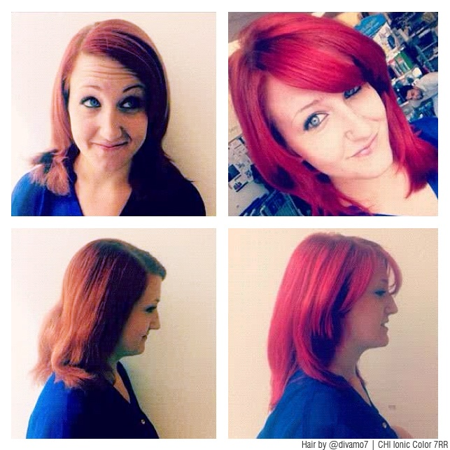 chi ionic hair color instructions