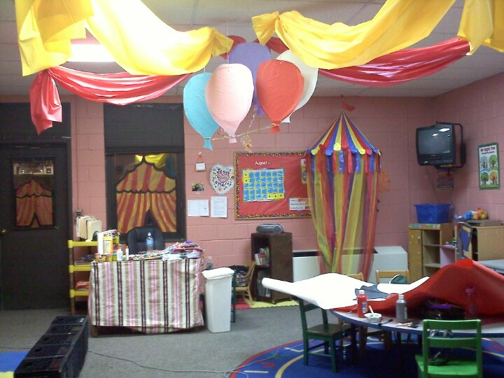 Circus Classroom Decoration Ideas : Teaching circus theme party invitations ideas