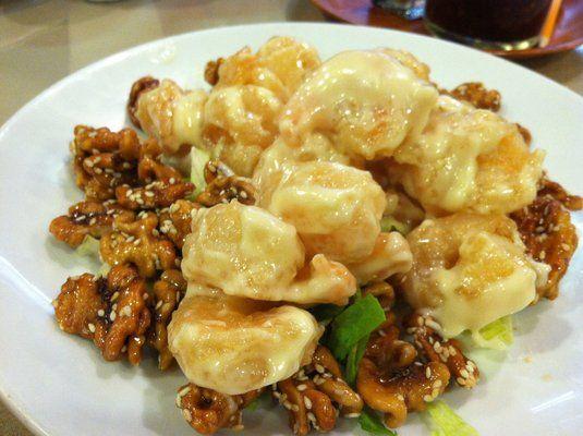 Honey Walnut Prawns | Great Recipes To Try | Pinterest