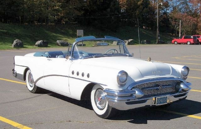 1955 buick roadmaster convertible bad ass vehicles. Black Bedroom Furniture Sets. Home Design Ideas