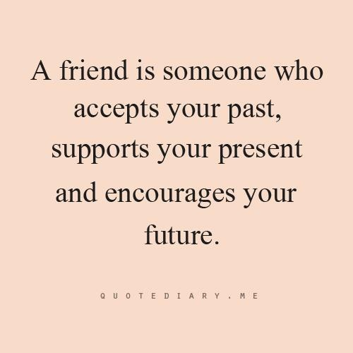 Friendship Quote Signs : Wooden sign quote love it
