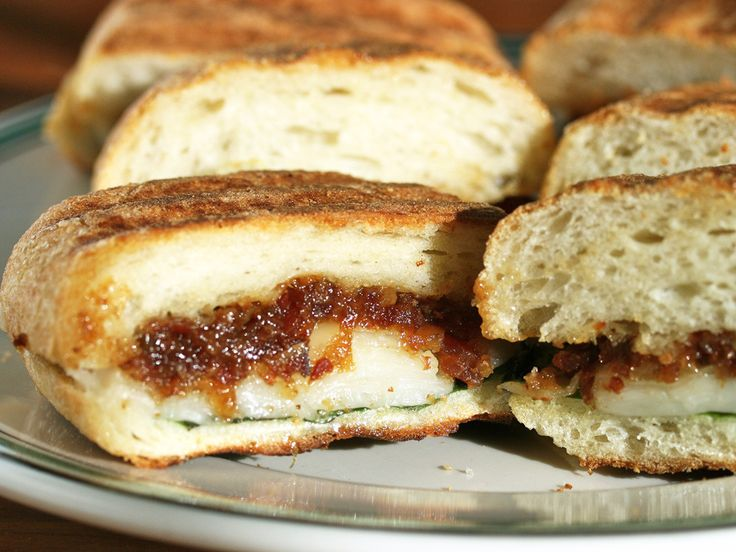 Bacon Jam and Cheese Panini | Sandwiches and Other Deli Delights | Pi ...