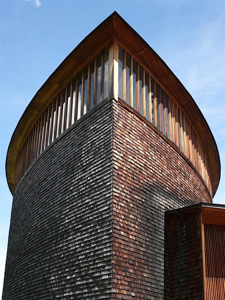St Benedict Chapel / Peter Zumthor Architecture