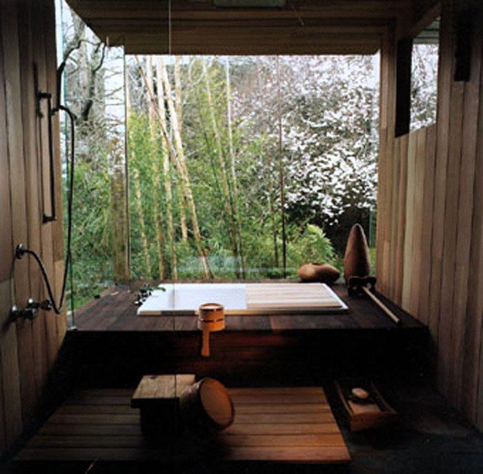 Japanese bathrooms