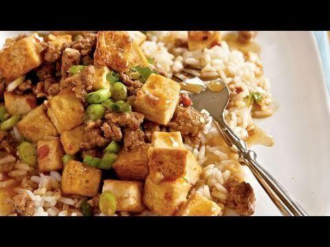 Mao Pao Tofu Recipe | Tofu | Pinterest
