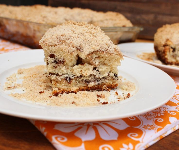 Extra Crumb Coffee Cake - The Salty Kitchen