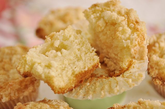 Cream Cheese Muffins)Muffin Monday | Recipe