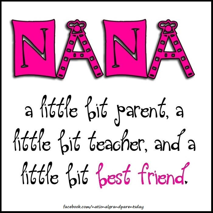 I Love You Nana Quotes : Love My Nana Quotes. QuotesGram