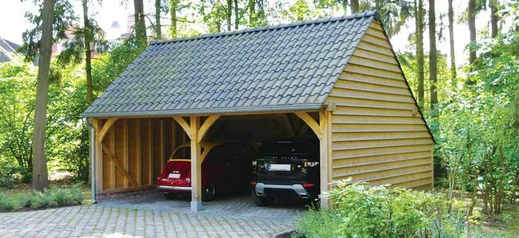 Timber Frame Garage Plans Inspiration This Old House