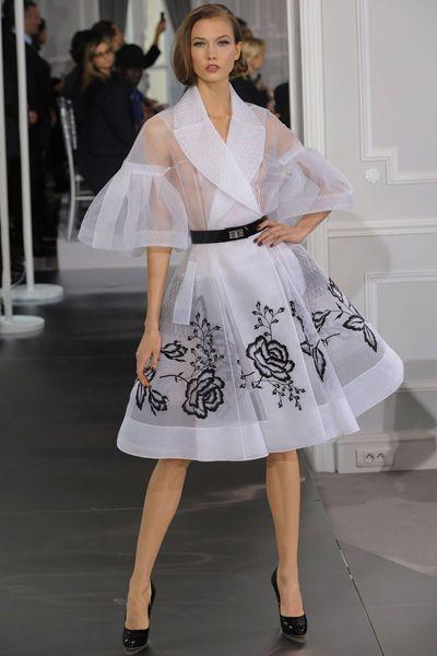 Robe de Mariée Christian Dior  Novias no convencionales. Not convent ...