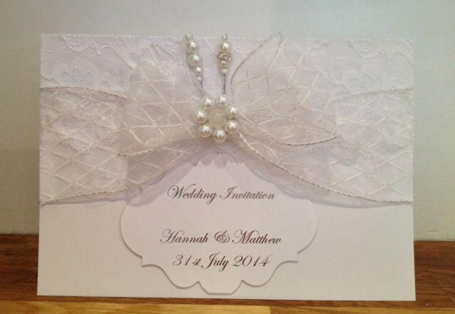 Wedding invitation Craft Ideas Pinterest