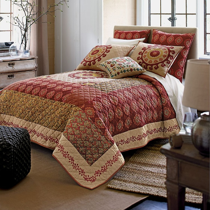 Antalya Quilt | The Company Store | For the Home | Pinterest