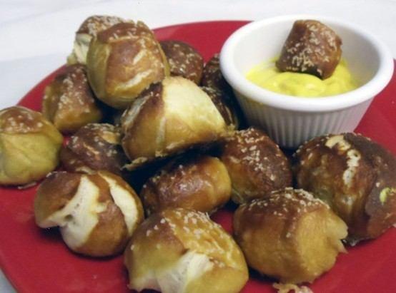homemade soft pretzels | Food & Drink | Pinterest