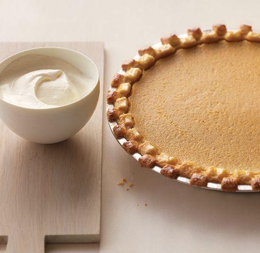 Honey Acorn-Squash Pie | Tastebook Blog | foods to try (baked goods ...