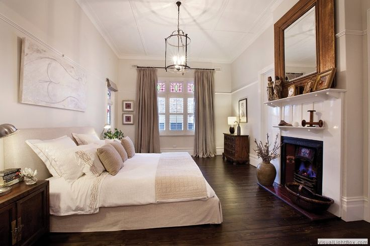 White And Beige Bedroom For The Home Pinterest
