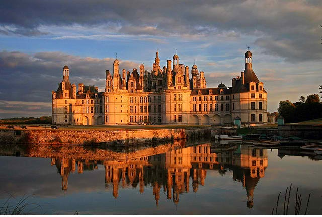 Loire valley france je t 39 aime pinterest for Castles to stay in france