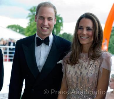 The Duke and the Duchess of Cambridge attend the 10th annual ARK (Absolute Return for Kids) Gala Dinner
