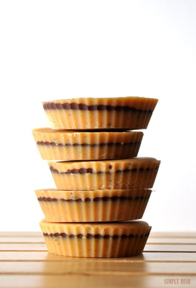 Peanut Butter Cups...Inside Out! | Peanut Butter | Pinterest