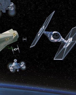 Star wars rebels logo concept art and details