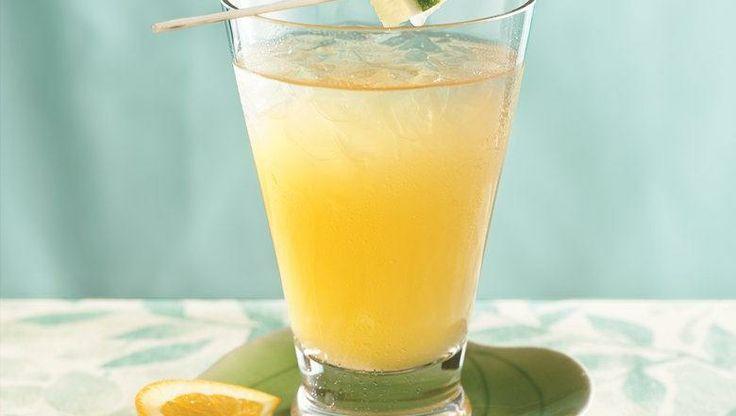 Ginger-green tea cooler   Beverages   Pinterest