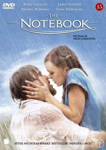 The Notebook Film Jeg M Eje Pinterest