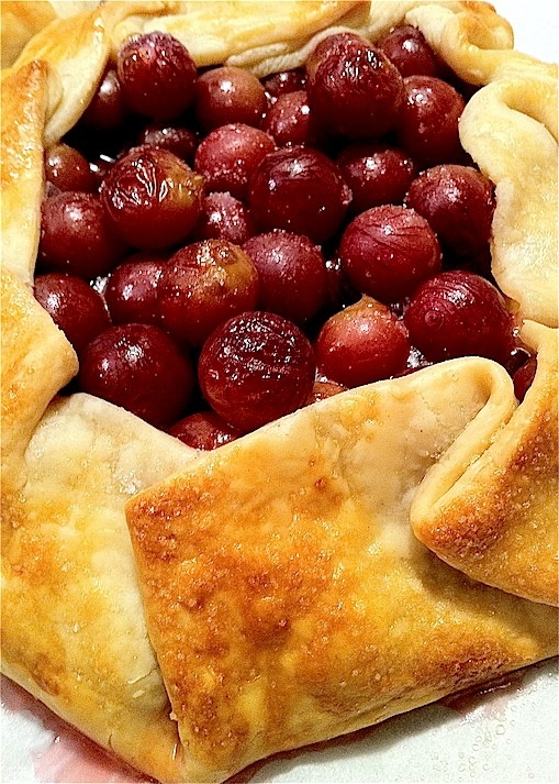 What's Eating Gilbert Galette? - Grape Galette - Ministry of Pie