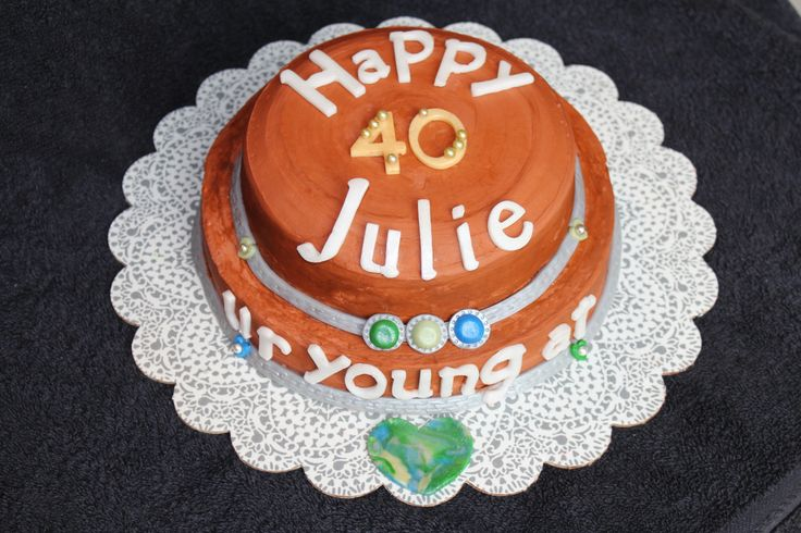 Gluten-Free Birthday Cake My Cakes / Cupcakes Pinterest