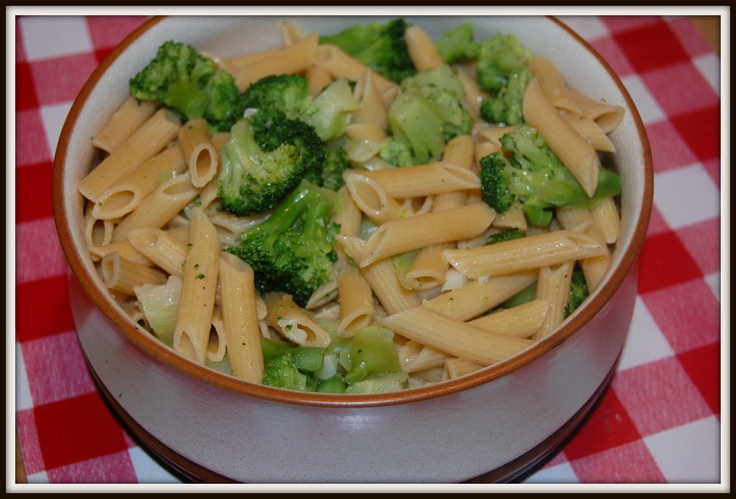 Easiest Pasta and Broccoli Recipe | Food (and Drink) For Thought | Pi ...