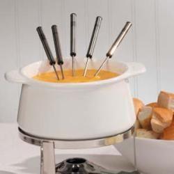 Cider Cheese Fondue Allrecipes.com | recipes-fondue | Pinterest
