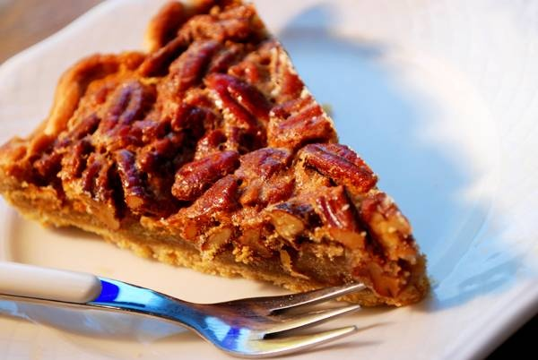 Maple Pecan Pie with Whole Wheat Crust Recipe