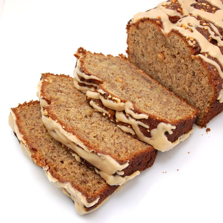 Peanut Butter Banana Bread | Recipe