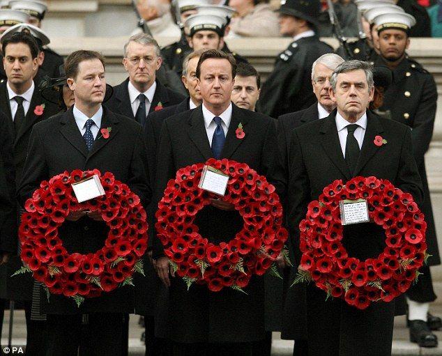 remembrance day uk november