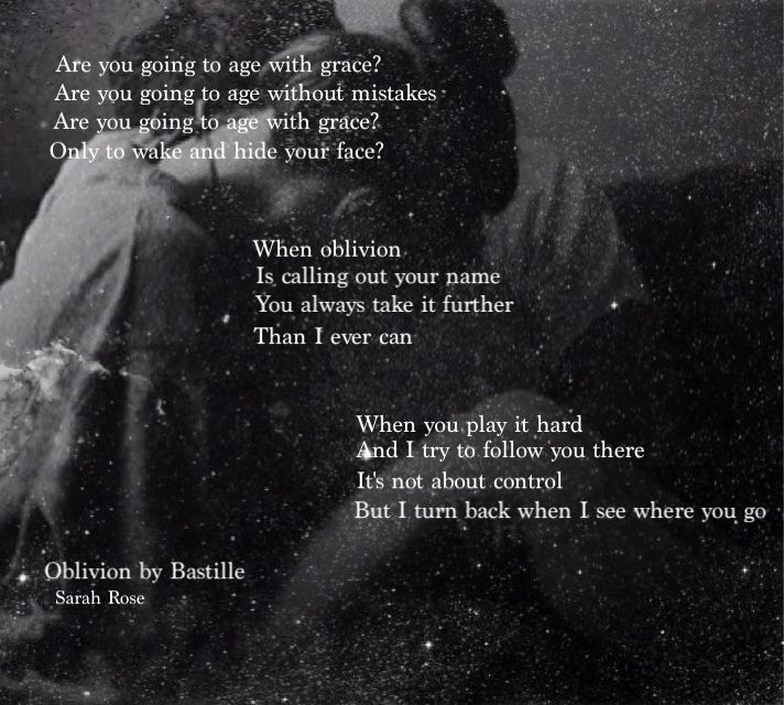 what is bastille oblivion about