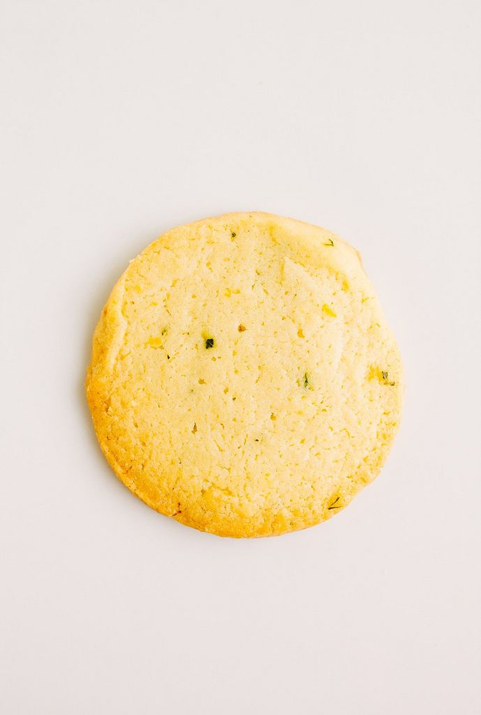 Rosemary Lemon Butter Cookies. | Cookies... | Pinterest