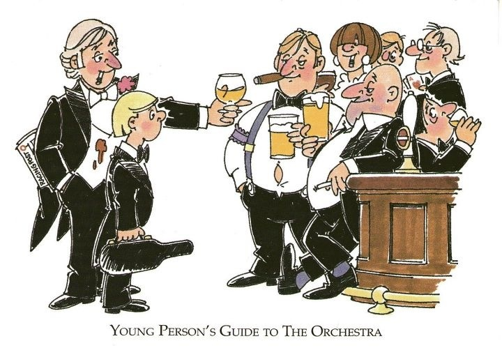benjamin britten the young persons guide: