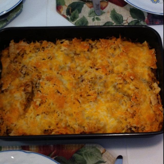 Beef nacho casserole!! Yum! | Yummylicous Recipes!! | Pinterest