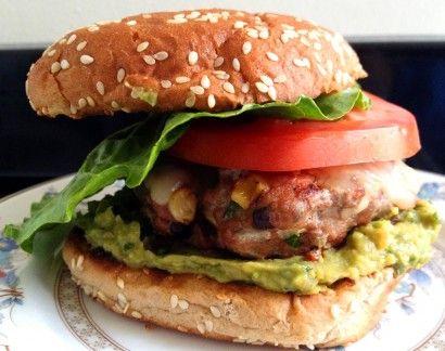 Southwest Turkey Burgers | Tasty Kitchen: A Happy Recipe Community!