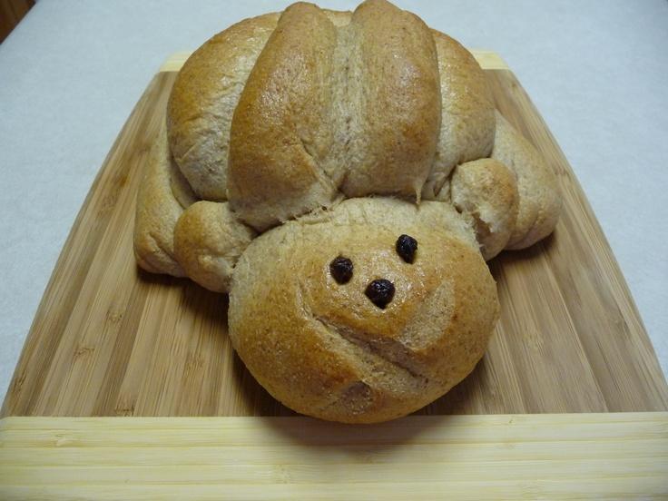 Bunny Bread | Recipes To Try | Pinterest