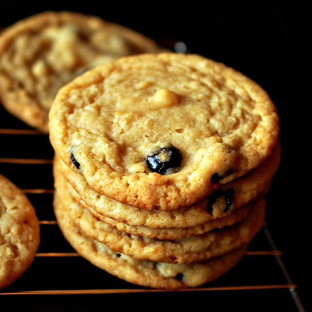Blueberry & Cream Cookie | Yummy Veggie Recipes | Pinterest
