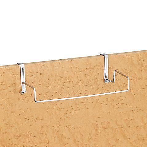 lynk over the door cabinet wire bag holder. Black Bedroom Furniture Sets. Home Design Ideas