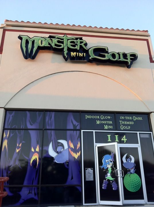 monster mini golf san antonio