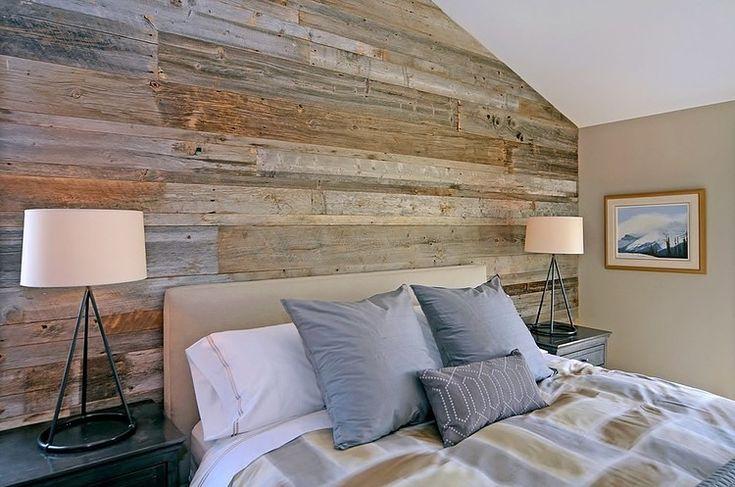 Diy Wood Panel Wall Contemporary Ranch Interiors Bedrooms Pinterest - 28+ [ Diy Wood Panel Wall ] Diy Wood Panel Wall Diy Pine Oak