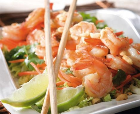 Thai Shrimp Salad | Yummy Recipes | Pinterest